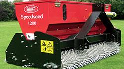 Буксируемый механизм для посева Speed-Seed 1200