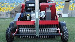 Самоходная машина для посева семян Speed-Seed WB