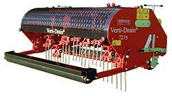 Аэрация почвы Verti-Drain 7215