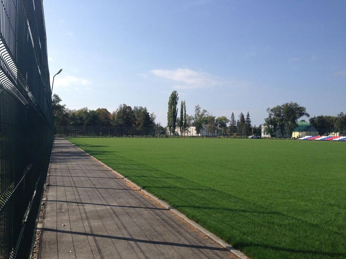 футбольное поле пос. Центральный