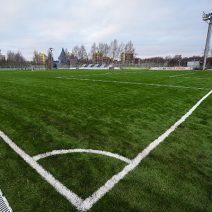 Футбольные поля с искусственным газоном